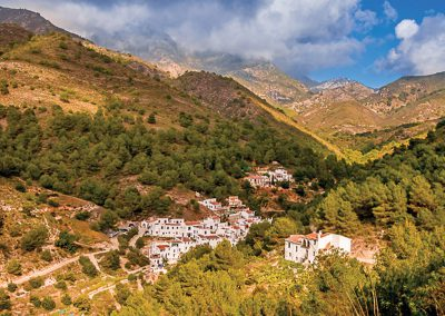 Acebuchal Village Axarquia - Rob Bell Photography - The Directory