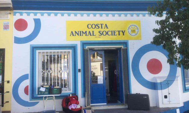 Costa Animal Society – Nerja – News May 2019