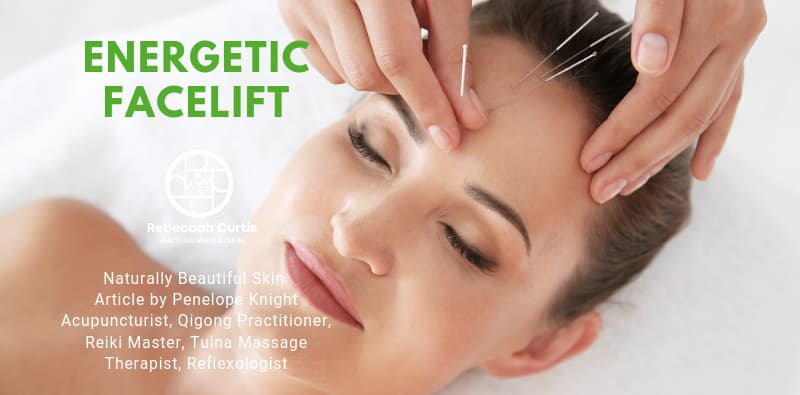 The Energetic Facelift  – Acupuncture in Torrox