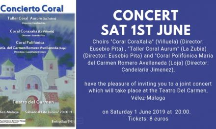 Choir Concert – 1st June