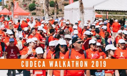 Cudeca Walkathon May 2019