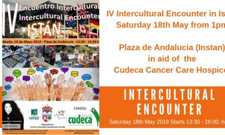 IV Intercultural Encounter Cudeca Cancer Care Hospice.