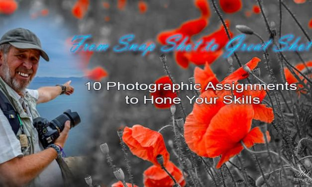 Rob Bell Photography – Improve your skill