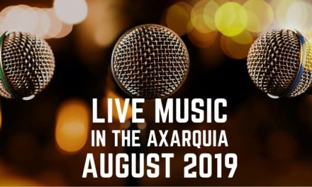 Live Music in the Axarquia – August 2019