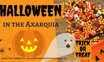 Halloween in the Axarquia – October 2019