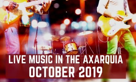Live Music in the Axarquia – October 2019